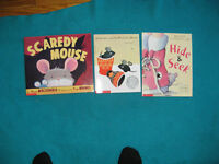 Primary Reading Books Mouse Theme