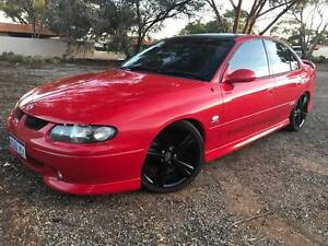 VX SS SWAP V8 UTE Perth Perth City Area Preview