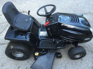 "Murray Select 46""    lawn tractor"