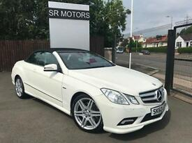 2010 Mercedes-Benz E220 2.1CDI Blue F auto CDI Sport(ONE OWNER,FULL HISTORY)