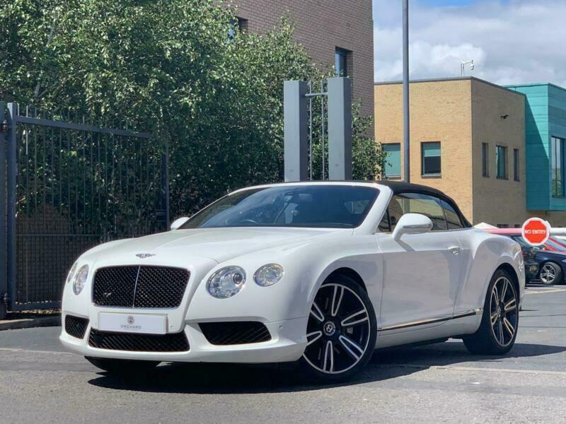 Bentley Continental 4 0 4x4 Auto 2013MY GTC V8 | in Highgate, West Midlands  | Gumtree
