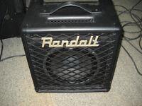 RANDALL DIAVLO 5 RD5 FULL LAMPES !! PREND ÉCHANGE !!