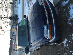2000 Chevrolet Blazer SUV, Crossover