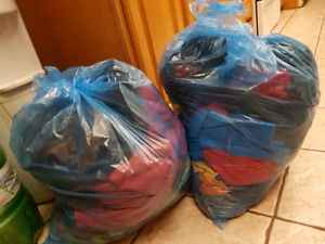 Lot of youth shirts and sweaters size 14-16