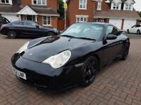 2002 (52) Porsche 911 3.6 Carrera 4 S Turbo Wide Bodied Excellent Condition