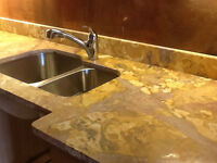 FABULOUS STONE COUNTER TOPS