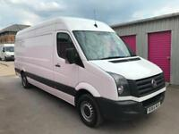Volkswagen Crafter 2.0TDi ( 136PS ) CR35 LWB, 64REG, FOR SALE