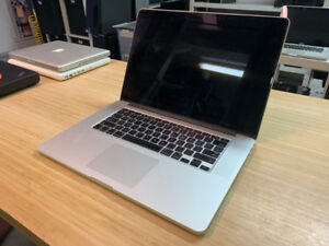 MACBOOK PRO 2012 RETINA INTEL-I7 2.3GHZ QUAD CORE 256GB SSD