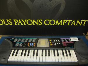 Clavier électronique de marque Casio