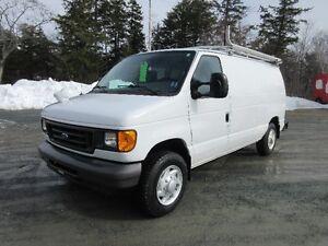 2007 Ford E-150 Cargo Van