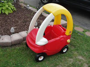 Cozy coupe / ride on / trike