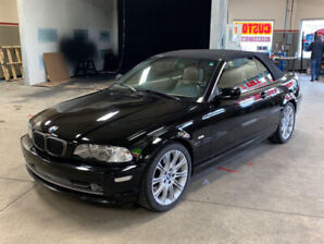 2001 BMW 330ci Convertible! New Tires!