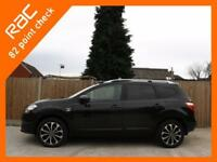 2012 Nissan Qashqai +2 - 1.6 N-Tec + Plus 5 Speed 7-Seater Pan Roof Sat Nav 360-