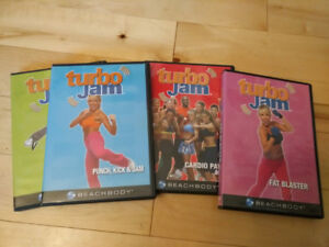 Exercise Videos - Prices Vary - Great Condition - $5 each