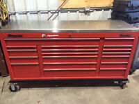Snap on classic 96 toolbox