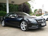 2013 MERCEDES CLS 2.1 CLS250 CDI BLUEEFFICIENCY AMG SPORT AUTO COUPE DIESEL