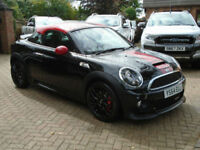 2014 64 Reg Mini Coupe 1.6 ( 211bhp ) John Cooper Works (Chili) 19,000 Miles