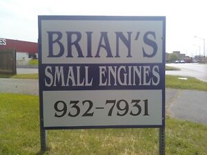 Brians Small Engines