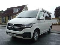 Volkswagen Transporter T28, Highliine, 2020, 2 Beth, Camper Van for Sale
