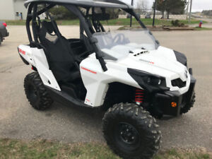 2018 CAN AM COMMANDER