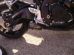 2008 SUZUKI GSXR 750 Parts For Sale M4 Carbon Slip On $265