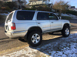 1999 Lifted Toyota 4Runner SR5 For Sale