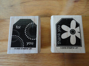 HUGE SALE - LOTS OF SCRAPBOOKING STAMPIN UP RUBBER STAMPS London Ontario image 2