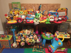 Toys.... Great Selection for Infants and Toddlers for 0-4 years