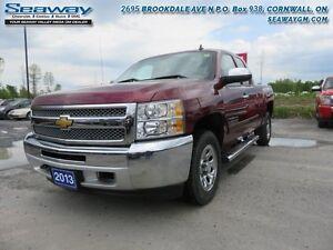 2013 Chevrolet Silverado 1500 LS  - $187.51 B/W