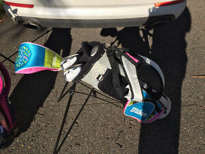 Junior Girls Golf Set