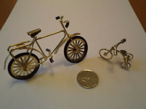 Miniature Brass Collectibles