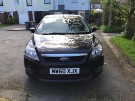 Ford Focus Zetec only 45,800 miles ONLY £2650