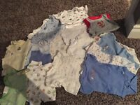 Boys onesies lot