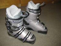 bottes ski alpin enfant Rossignol Xena grandeur 23 Longueuil / South Shore Greater Montréal Preview