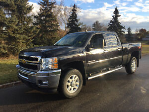 2013 Chevrolet Silverado 2500 LTZ Leather Low Kms