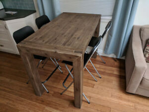 Structube Bar Table for sale