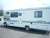 28' Forf Motorhome For Sale
