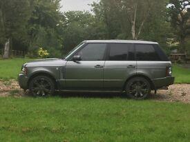 Range Rover 2012 Autobiography