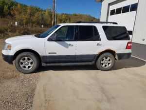 2007 Expedition 4x4 XLT