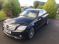 MERCEDES C200 DIESEL, 2010, FULL MERCEDES SERVICE HISTORY ***FINANCE THIS TODAY FROM £50 PER WEEK***