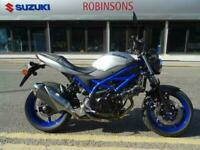 2020 Suzuki SV650 Now in stock low rate finance call for UK best price
