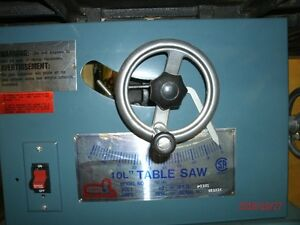 "10"" Tool Ex Table Saw"