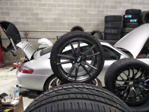BMW 19INCH 18 INCH 17 INCH BLOWOUT OUT SALE STARTING FROM 1550