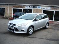 2012 Ford Focus 1.6TDCi Edge Estate ** £20 Tax / 67k **
