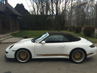 2006 Porsche 911 4S convertible 3.8L 6speed widebody