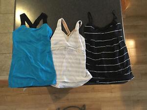 Lululemon size 4 shirts