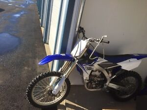 Like new 2014 yz450f