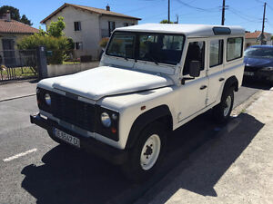 2000 Land Rover Defender VUS