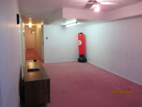 Spacious and Bright BASEMENT Apartment in Scarborough