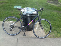 Lost: Bike on the morning of Saturday June 27th